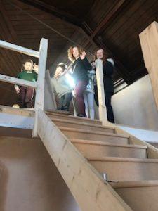 tayloredfitphysio durham staircase chapel