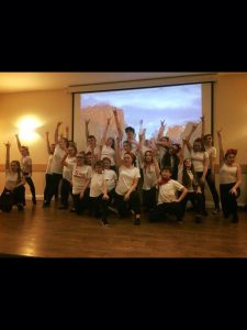 tayloredfit physio Durham caitlin theatre group