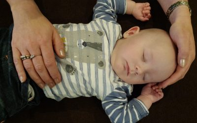 10 Signs Your Baby Needs Craniosacral Therapy