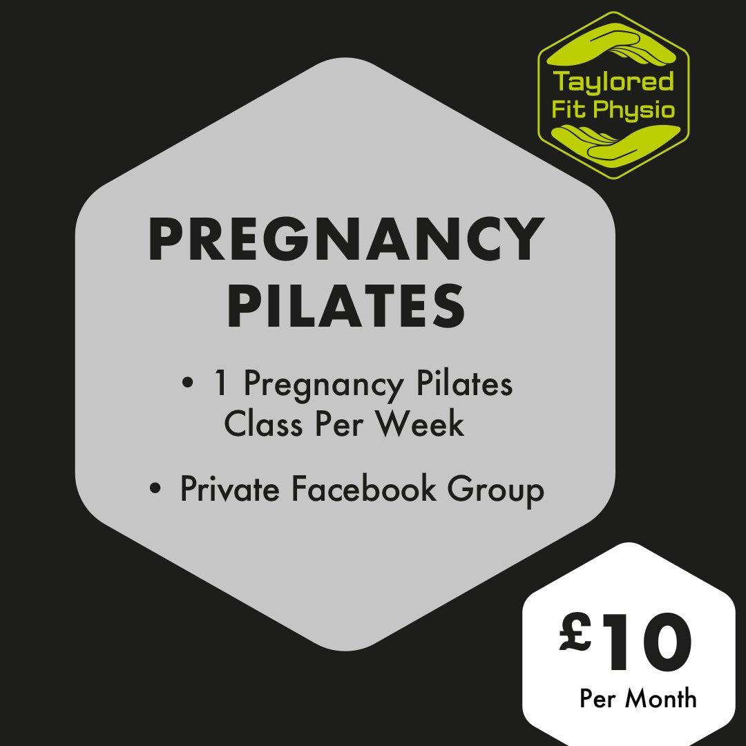Pregnancy Pilates SM