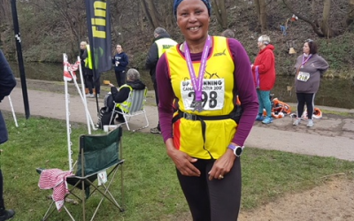 My mum runs – The London Marathon