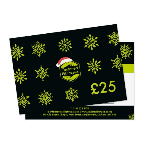 TFP 25 Christmas Gift Voucher 001