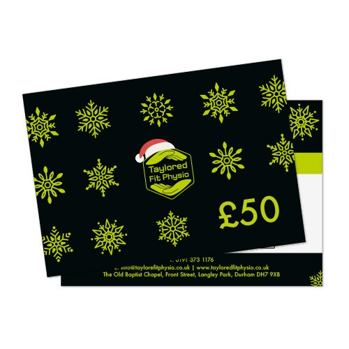 TFP 50 Christmas Gift Voucher 001